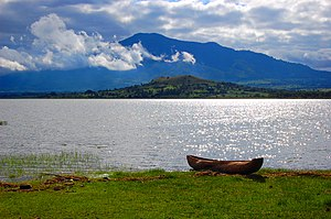 Morning sun, Lake Babati.jpg