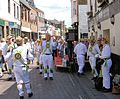 Morris Men In Church Street, Twickenham. (3623729209).jpg