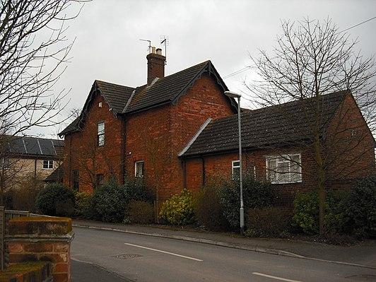 Morton Road railway station