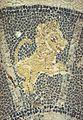 Mosaic in Maltezana at Analipsi, Astypalaia, 5th c AD, Leo Astm21.jpg