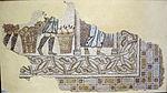 Mosaico con scena processionale, V sec, da palazzo gioia.JPG