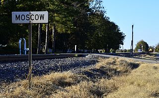 Moscow, Arkansas Unincorporated community in Arkansas, United States