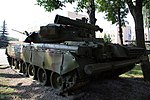 Moscow Suvorov Military School armored vehicles and tanks collection Part2 26.jpg
