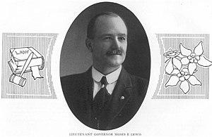 Moses E. Lewis - Image: Moses E Lewis