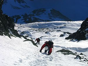 High Tatras - The alpine character of the High Tatras attracts mountaineers.