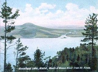 Moose River (Maine) river in the United States of America