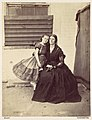 Mrs. Greenhow and Daughter, Imprisoned in the Old Capitol, Washington MET DP116700.jpg