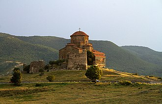 Mtskheta - Jvari Monastery