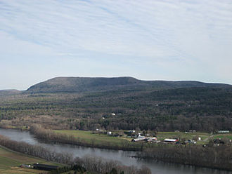 Mount Toby - Mount Toby as seen from South Sugarloaf