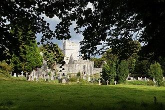 Muckross Abbey - Image: Muckross Abbey 2013