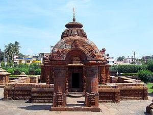 Mukteshvara Temple, Bhubaneswar - Image: Muktesvara deula