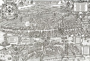 History of Zürich - The Murerplan of 1576