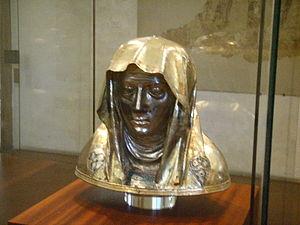 Cerchi family - Reliquary bust of Blessed Umiliana de 'Cerchi