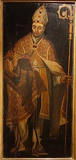 Torquatus of Acci Spanish saint