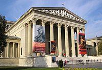 musée des beaux-arts de Budapest