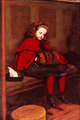 My Second Sermon - Sir John Everett Millais.png