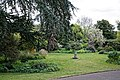 Myddelton House, Enfield, London - front lawn and garden 01.jpg