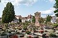 Nürnberg, Johannisstraße 53, 55, 57, Friedhof St. Johannis 20170821 020.jpg