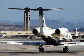 Rolls-Royce BR700 - The BR725 powers the Gulfstream G650