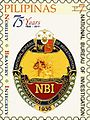 NBI logo 2011 stamp of the Philippines.jpg