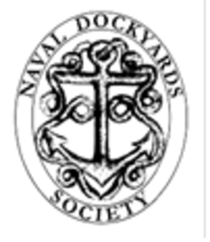 Naval Dockyards Society - This is the logo of the Naval Dockyards Society