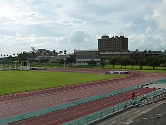 National Institute of Fitness and Sports in Kanoya - National Institute of Fitness and Sports in Kanoya