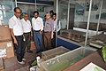NMST Delegates Visit Architectural Model Repository With NCSM Officers - Kolkata 2017-06-19 2125.JPG