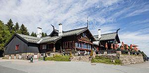 Frognerseteren - The restaurant