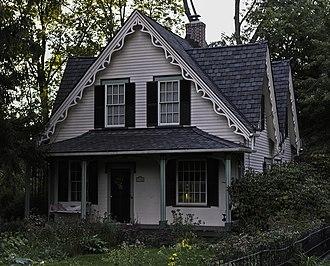 Medina Township, Medina County, Ohio - William H. Seymour House in Weymouth