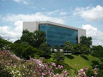 Nanyang Technological University - NTU Administration Building