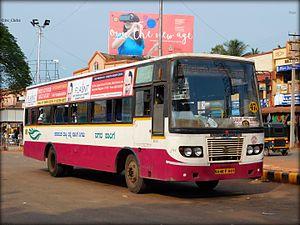Karnataka State Road Transport Corporation - Nagara Sarige.