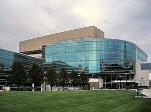 Cleveland State University - Monte Ahuja College of Business