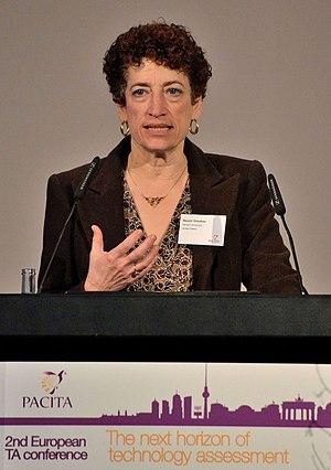Naomi Oreskes - Image: Naomi Oreskes 2nd European TA conference in Berlin 2015