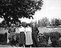Narcyz Witczak-Witaczyński - Spotkania z udziałem małżeństwa Radziejewskich na terenie koszar przy ulicy 29 Listopada (107-10-19).jpg