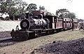 Narrow gauge steam locomotive Kotshila India, 1987 (15244629105).jpg