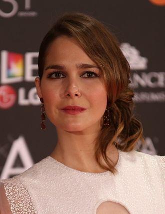 Natalia Sánchez (actress) - Image: Natalia Sánchez en los Premios Goya 2017 (cropped)