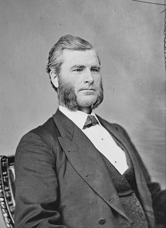 Michigan's 8th congressional district - Image: Nathan B. Bradley Brady Handy