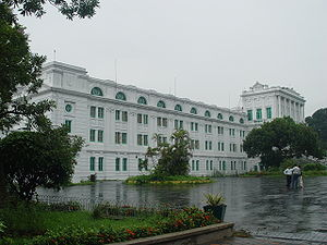 The National Library of India, Kolkata is the ...