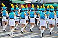 National Taichung Girls' Senior High School, school band (Taiwan).jpg