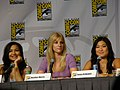 Naya Rivera, Heather Morris & Jenna Ushkowitz (4852417639).jpg