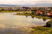 Городской пруд города Назрань.