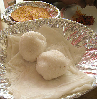 Mangaloreans - Neer dosa, a variant of dosa, is native to Mangalore.