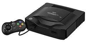 Neo Geo - Neo Geo CD toploader model