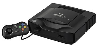 Neo Geo CD - The Neo Geo CD system