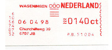 Netherlands stamp type M9.jpg