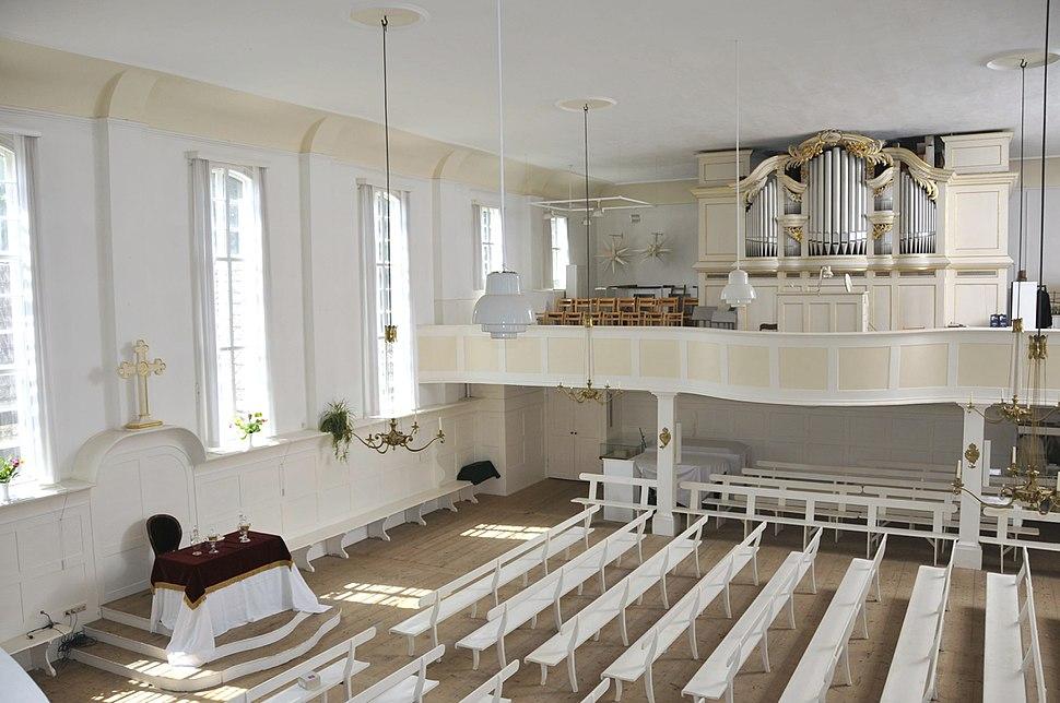 Neudietendorf Bruederkirche-Innen1