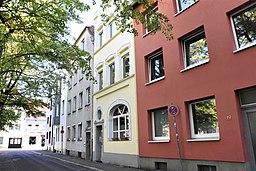 Neue Straße in Osnabrück