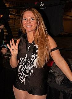 Nevaeh (wrestler) American professional wrestler (born 1986)