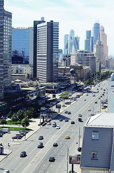 New Arbat Avenue New Arbat Avenue.jpg