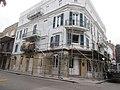 New Orleans November 2018 Royal S Peter Restoration Work.jpg